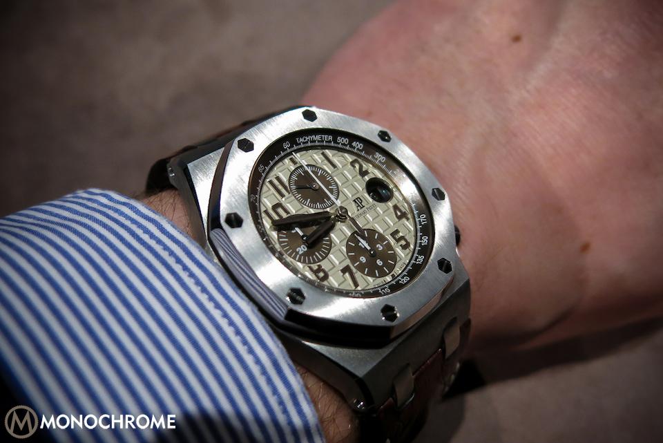 1acd93a5295 Replica Audemars Piguet Royal Oak Offshore Chronograph Review – Top ...