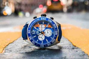 FIFA 2018 World Cup Review TAG Heuer Formula 1 Gulf Special Edition Replica Watch