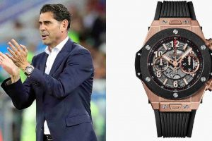 Best Swiss Replica Hublot Classic Fusion Watch At The FIFA World Cup 2018