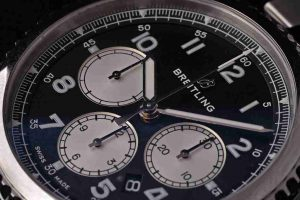 2018 Best Swiss Breitling Navitimer 8 B01 Chronograph Automatic Stainless Steel 43mm Replica Watches Review