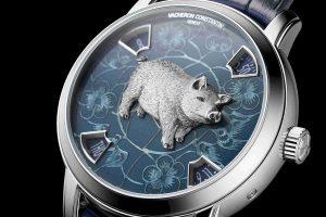 Replica Vacheron Constantin Métiers d'Art Legend Of The Chinese Zodiac Platinum Or Pink Gold 40mm Watch Review