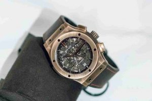 2018 New Released Of The Best Swiss Hublot Classic Fusion Amsterdam Boutique Edition Replica Watches Review