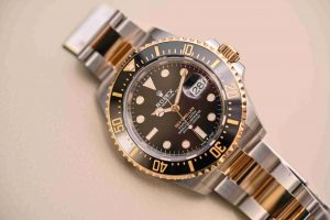 Baselworld 2019 Rolex Oyster Perpetual Sea-Dweller Automatic Rolesor Diver Two-Tone 126603 Replica Watches