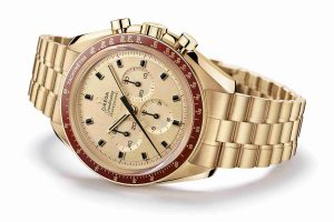 Saint Patrick's Day Recommended Omega Speedmaster Apollo 11 50th Anniversary Limited Edition Replica Watches Review
