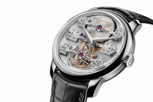 Girard-Perregaux La Esmeralda Tourbillon Automatic 18K White Gold Replica Recommended For 2019 Tax Day