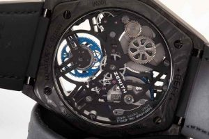 Introducing of The Zenith Defy Fusée Tourbillon Carbon Fiber Replica Watches