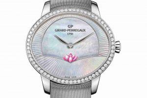 The Replica Girard-Perregaux Cat's Eye Lotus And Arabian Jasmin Watches Review