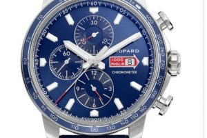 Chopard Mille Miglia GTS Azzurro Power Control Chrono Limited Edition Watches Review