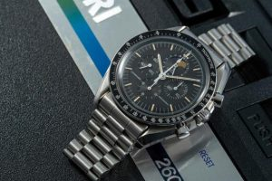 Replica Omega Speedmaster Moonphase Hand-wound Caliber 1861 Complication 345.0809 Buying Guide