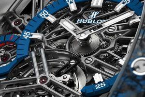 Replica Hublot Spirit of Big Bang Tourbillon Carbon Fibre 42mm Watches Review 3