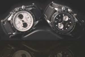 Classic Replica Tudor Black Bay Diver Chronograph Stainless Steel Watches Review 1