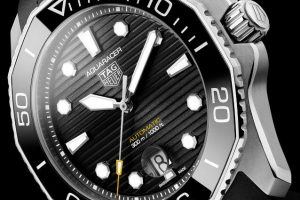 Replica TAG Heuer Aquaracer Professional 300 Calibre 5 Automatic Steel Watches Guide 2